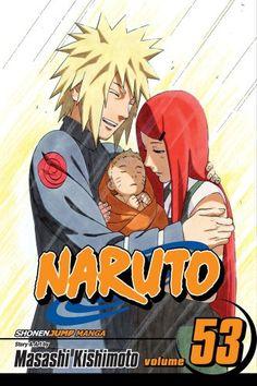 Naruto, Vol. 53: The Birth of Naruto by Kishimoto Masashi http://www.amazon.com/dp/1421540495/ref=cm_sw_r_pi_dp_DUPUvb0W9M6F1