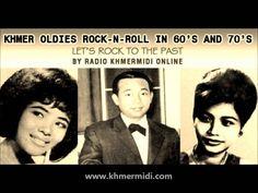 Khmer Oldies Rock-n-Roll- VOL.01