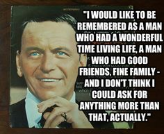21 Frank Sinatra quotes to make you feel better about yourself photo