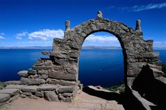 Taquile Island, Lake Titicaca. Want to go.
