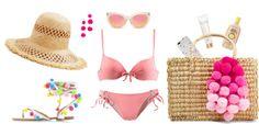 Ako vyzerať šik aj na pláži - Tina Chic