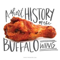 How the Buffalo Wing was Born