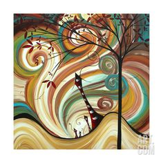 Metaverse Art Out West II Gallery Wrapped Canvas Wall Art, Color: Various Colors - JCPenney Canvas Artwork, Framed Artwork, Canvas Wall Art, Canvas Prints, Whimsical Art, Online Art, Giclee Print, Fine Art Prints, Wrapped Canvas