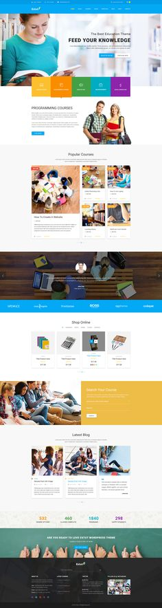 Estut - Material Education, Learning Centre & Kid School MultiPurpose HTML5 Template #site #shopping simplicity elegant #game entertainment shop • Download ➝ https://themeforest.net/item/estut-material-education-learning-centre-kid-school-multipurpose-html5-template/15403635?ref=pxcr