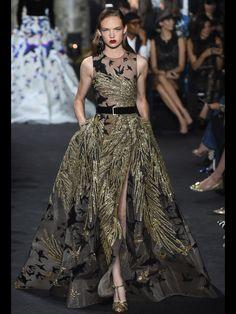 Eli's Saab - Fall 2016 Couture.
