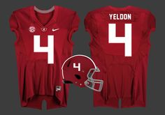 college football 2013 | 2013 college football jersey designs by fan draw rave reviews [Volume ...