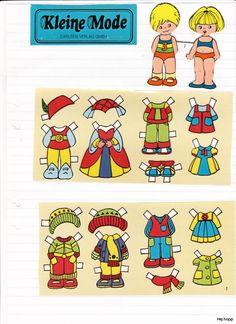Danska Pärm 2   Maggans nostalgiska klippdockor *1500 free paper dolls for Christmas at artist Arielle Gabriels The International Paper Doll Society and also free Asian paper dolls at The China Adventures of Arielle Gabriel *