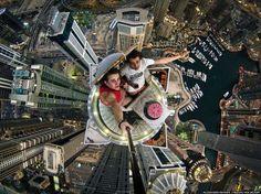 The ultimate gopro selfie