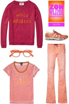 Hello Holidays Womens Outfit | Maison Scotch and Premiata | www.eb-vloed.nl