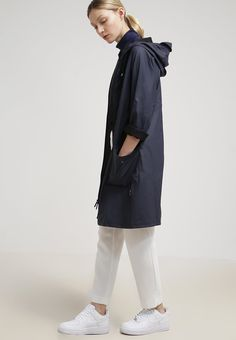 Rains Waterproof jacket - blue - Zalando.co.uk
