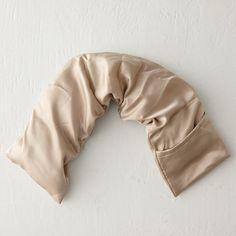 Silk Neck Pillow