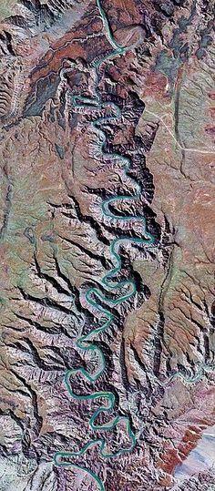 NASA. (2006, May). Fish River Canyon and Huns mountains, Namibia [Map]. In Fish River Canyon. Retrieved from https://en.wikipedia.org/wiki/Fish_River_Canyon