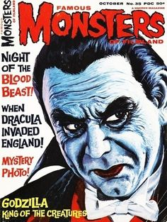Famous Monsters of filmland
