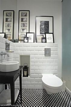 Białe płytki z fazą: kafle do łazienki i kuchni