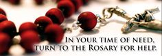 In your time of need, pray the Rosary | The Holy Rosary | ANF Articles