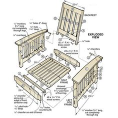 Mission Craftsman Furniture On Pinterest Mission