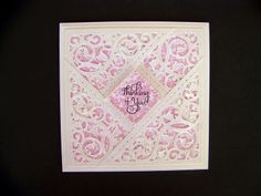 Spellbinders Gold Elements cards