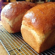 Vermont Whole Wheat Oatmeal Honey Bread: King Arthur Flour