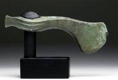 Бронзовый топор. Кобанская культура.частн.коллекция
