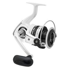 Laguna 5BI Spinning Reel - 5000, 4.6:1 Gear Ratio, 6 Bearings, 18 lb Max Drag, BoxedManufacture ID: LAGUNA5000-5BIThe Laguna 5000-5Bi series is the smoothest highest performing budget surf reel that Daiwa's has ever released.Its features, durability and ultra smooth performance that are second to none. Featuring Daiwa's innovations like Twistbuster II, Silent Oscillation and Infinite anti-reverse, this reel also employs 5 ball bearings, a high speed retrieve ratio and our Digigear II gearing…