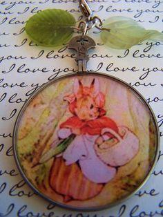 Beatrix Potter Necklace $28