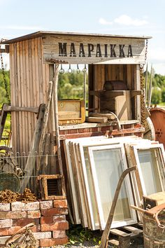 Second-hand goods in Jämsä, Finland