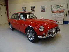 1969 MG MGC GT  Beautiful MGC GT with overdrive is great cosmetic and mechanical condition. The car was recently restored with many new parts, including new brake boosters, new distributor, new ignition coils, new fuel pump, new wiper blades and wiper blades engine, new cooling fan/engine, new generator, new clutch and new tachometer.  - K258 Ignition Coil, Cars For Sale, Engine, Classic Cars, Restoration, Pumps, Fan, Vehicles, Beautiful