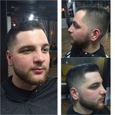 Gentleman's cut & beard line up