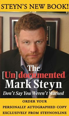 #JeSuisCharlie - But You're Not - by Mark Steyn  Interview with Evan Solomon Power and Politics
