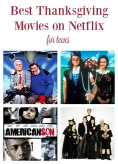 Looking for the best Thanksgiving movies on Netflix for teens? Take a look at…