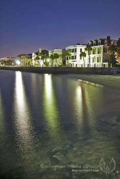 The Battery - downtown Charleston, SC! My heart lies in the center of South Carolina