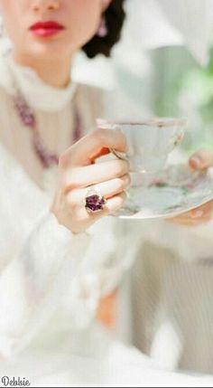 Afternoon tea ~ Debbie ❤