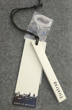 Firetrap hang tag