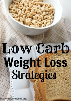 Low carb weight loss strategies for any lifestyle