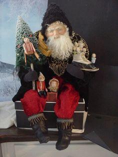 Norma Decamps Beautiful Santas