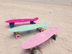 { penny boards } buy me thiss I just also love how they can fit in a backpack