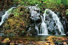 A hiden waterfall in Bangek Badau #selamathariairsedunia . @Regrann from @meidy_pratama  #dslr #indonesian_photography  #belitungisland  #belitung  #batumentas  #waterfall #photoart  #photowork #indonesia_indah #Regrann Belitung, Waterfall, Paradise, Places, Instagram Posts, Outdoor, Outdoors, Waterfalls, Outdoor Games