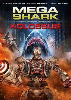 Mega Shark vs. Kolossus (2015) Film Poster