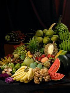 Thai fruit. www.tourismthailand.org