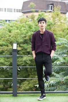 "Yoo Seung-ho : Interview Post Drama ""Ruler-Master of the Mask"" Cr. Yoo Seung Ho, Korean Male Models, Korean Men, Asian Boys, Asian Men, Ahn Jae Hyun, Arang And The Magistrate, Handsome Korean Actors, Kdrama Actors"