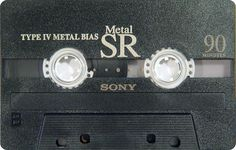 SONY Metal SR 90