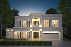 The Palladium 510 - Luxury house design - by Somerset Morgan