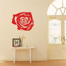 Wallsticker Smuk Rose