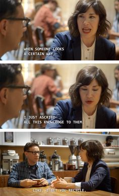 """When you meet people.   21 Times """"Portlandia"""" Explained Living In 2016 Perfectly"""