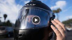 Des casques avec GPS intégré pour les motos