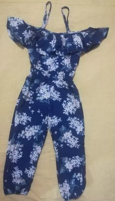 Cute Girl Dresses, Cute Baby Girl Outfits, Kids Outfits Girls, Baby Girl Dress Patterns, Baby Clothes Patterns, Jumpsuits For Girls, Girls Rompers, Baby Boy Suit, Jumpsuit For Kids