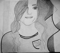 Bethany Mota art✏️ drew myself