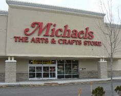 Michaels Coupon - Includes Sale Items In Store : Print coupon or show on mobile, get off everything including sales items at Mich. Michaels Coupon, Michaels Craft, Retail Coupons, Online Coupons, Michael Art, Michael Store, Art Craft Store, Craft Stores, Shopping Places