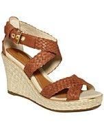 Sperry Top-Sider Women's Shoes, Harbordale Platform Wedge Sandals