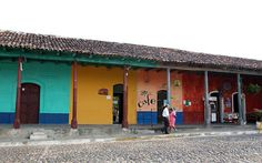 Colores de Suchitoto